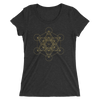 Sacred Geometry: Ladies' short sleeve t-shirt