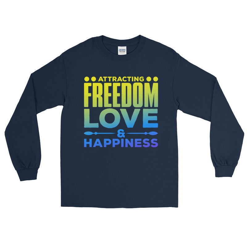 Attracting Freedom Love & Happiness