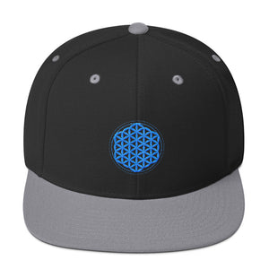 Sacred Geometry Flower Of Life Hat | Conscious Empowerment Cap