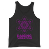 Raising Vibration: Unisex Tank Top
