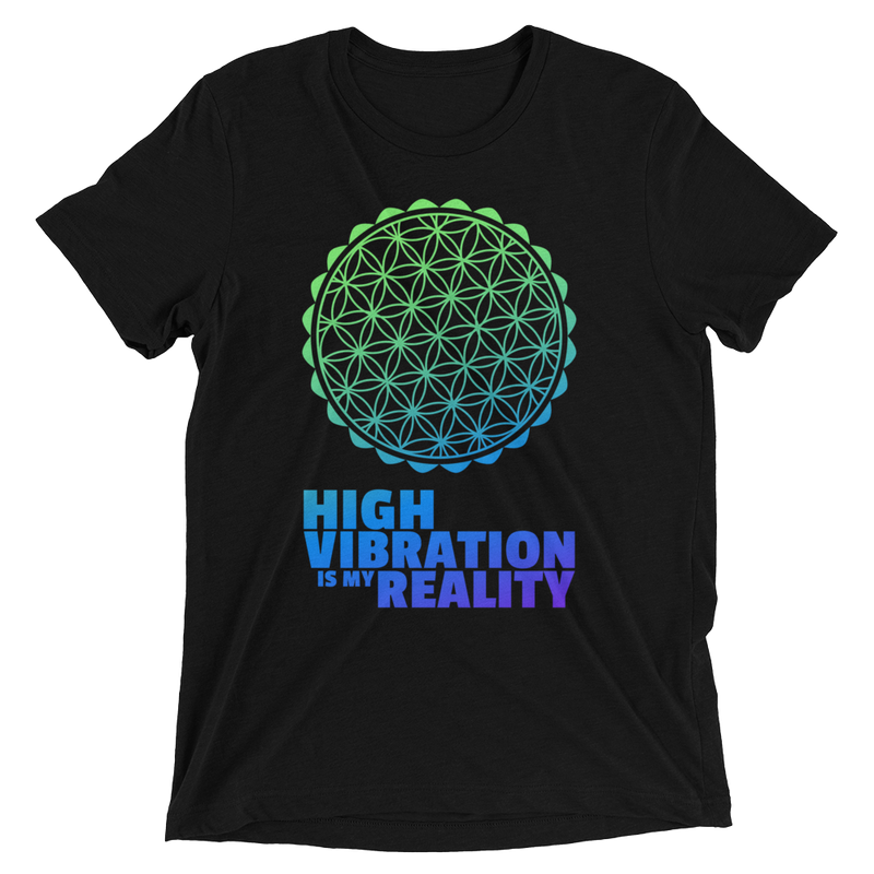 High Vibration Reality: Short sleeve t-shirt