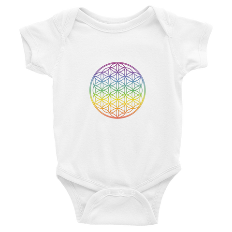 Flower Of Life: Infant Bodysuit