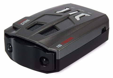 Incredible 360 Degree Radar Detector With Voice Alert