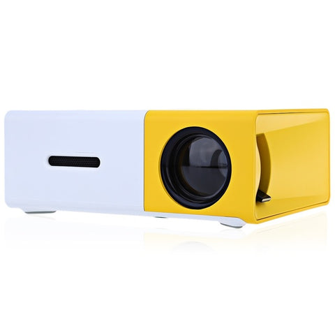 Lumi HD Portable Projector Full HD and Incredibly Bright