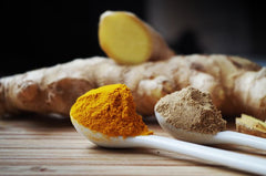 Ginger Helps You Loose Weight and Control Blood Sugar