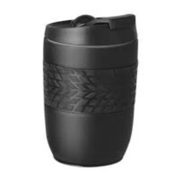Stainless Steel Beverage Mug - Spill-free, Travel-friendly
