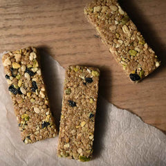 Nutty Strawberry Granola Bar (pack of 6, 50 gms each)