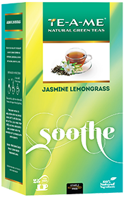 Jasmine Lemongrass Green Tea (25 tea Bags)