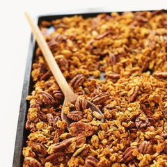 Roasted Oats Flax seeds mix (200 gm)