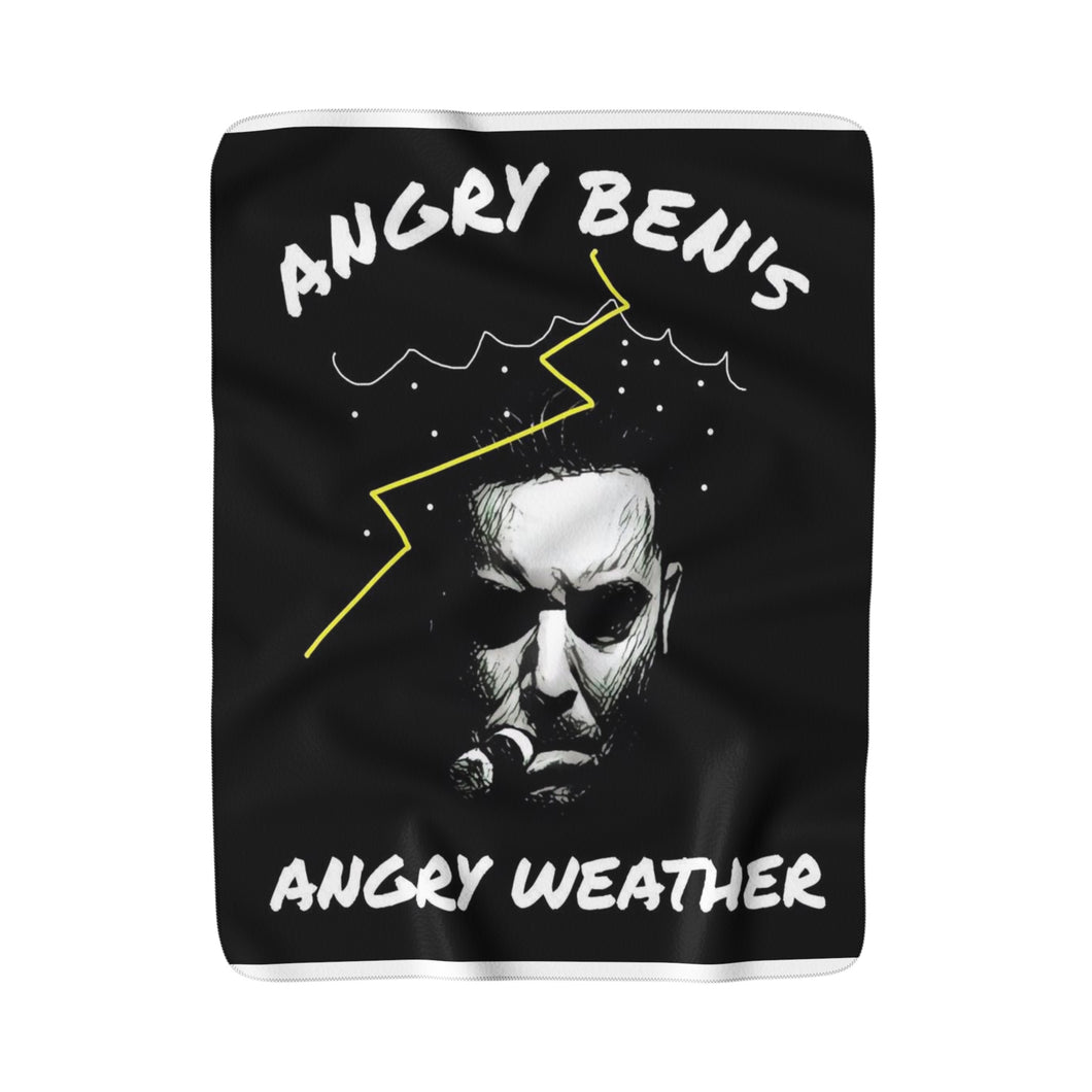 Angry Ben's Angry Weather Blanket