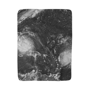 Irma Jose Fleece Blanket