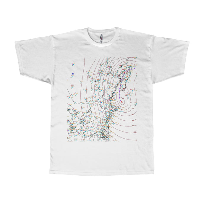 The Surface Map Tee