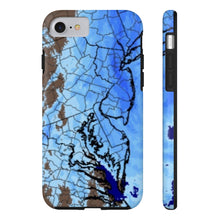 Boxing Day Blizzard Radar Phone Case