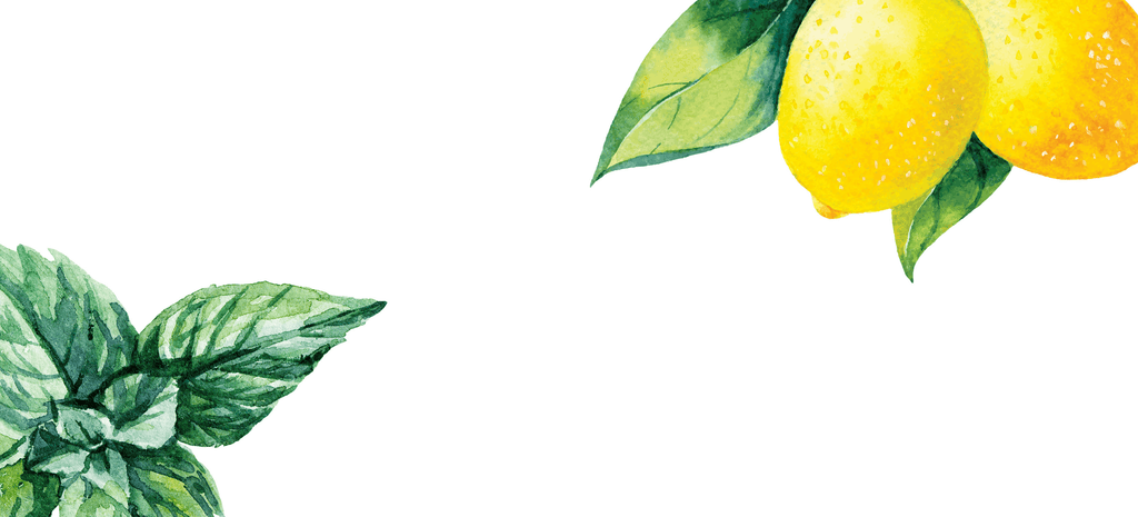 lemon scent water paint