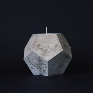 Refined Concrete | Dodex Candle