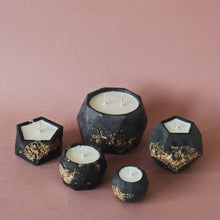 Obsidian Goldstruck | Teufelsberg Tealight Candle
