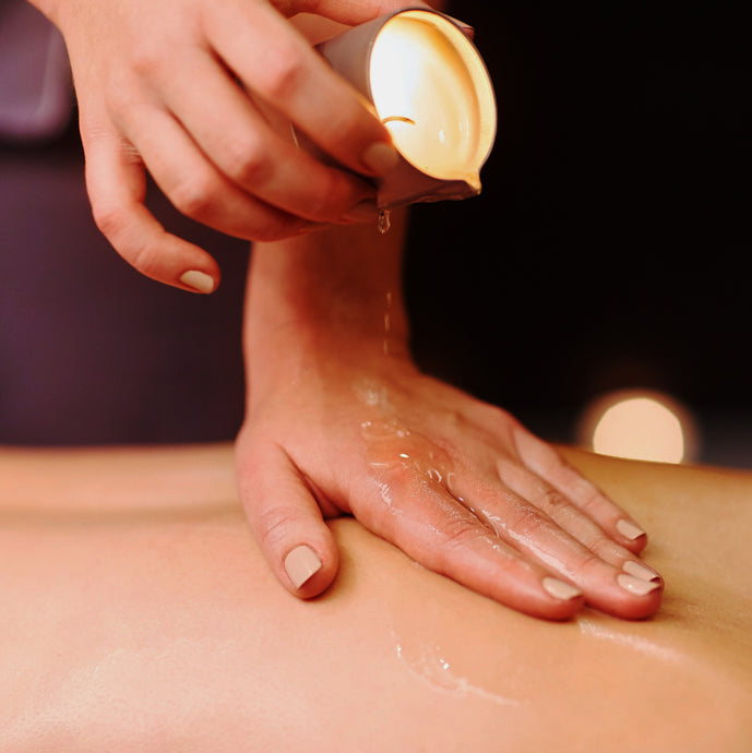 Massage Oil Candle Workshops