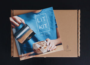 Lit Kit Candle making kit