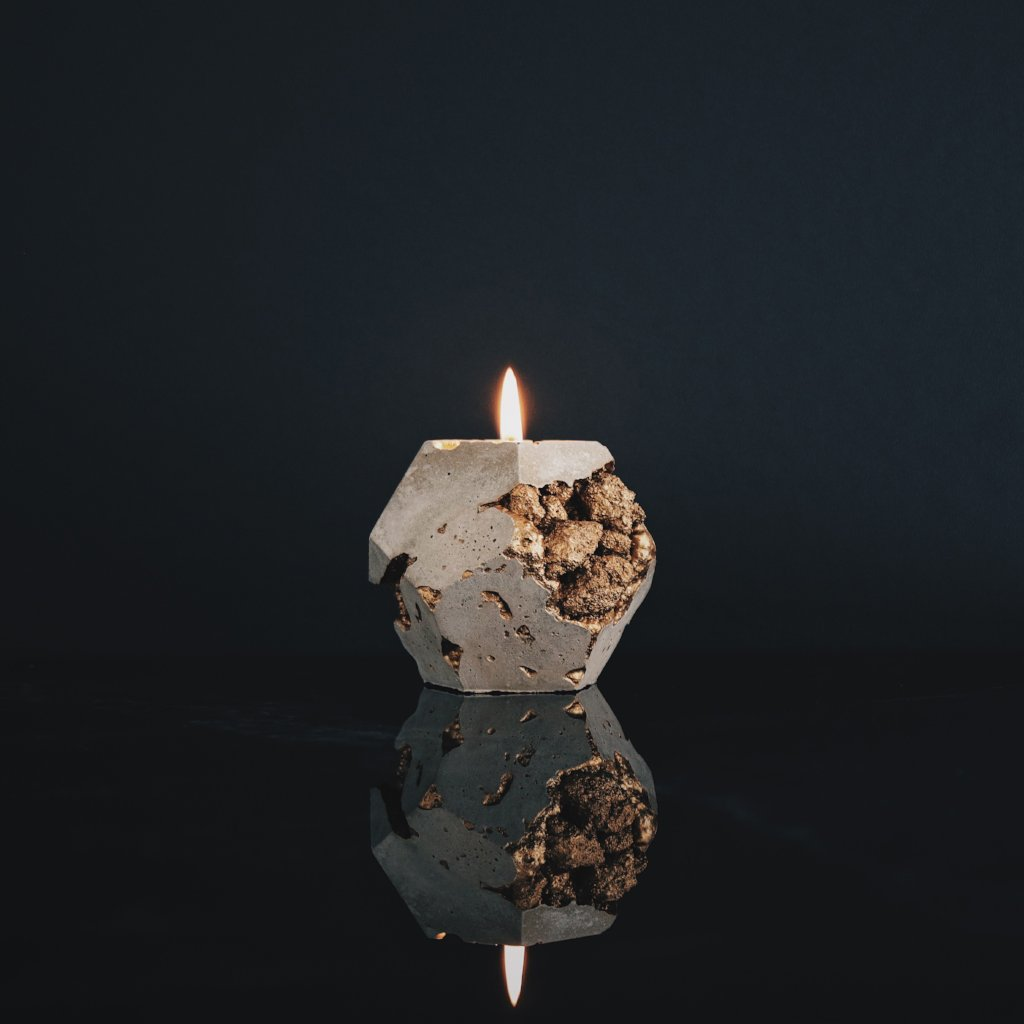 Goldstruck | Dodex Candle