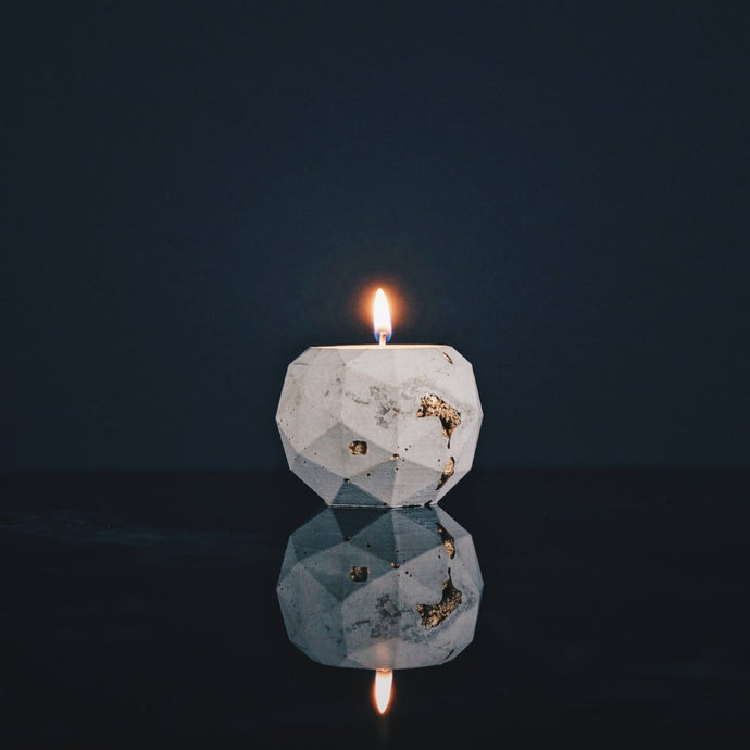 Goldstruck | Teufelsberg Tealight Candle