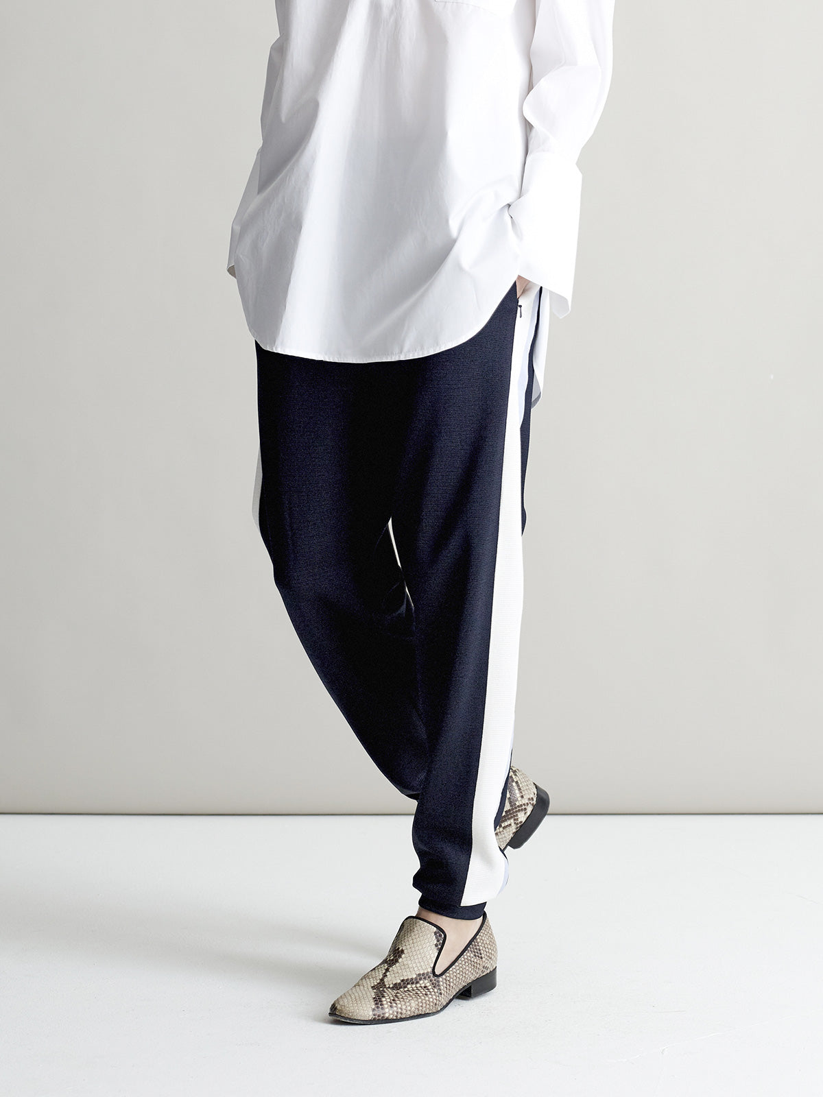 Esther Jogger, Navy - Sykes London