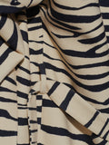 Louie Zebra Maxi Coat - Sykes London