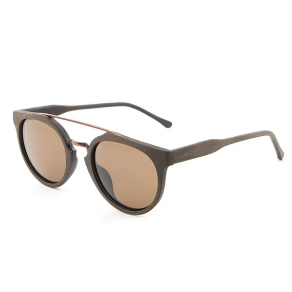 Wooden Sunglasses: Adventurer