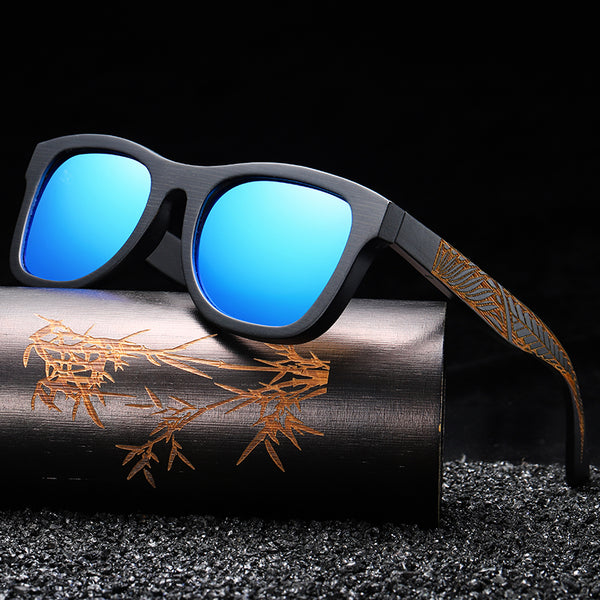 Bamboo Sunglasses - Silk & Cotton