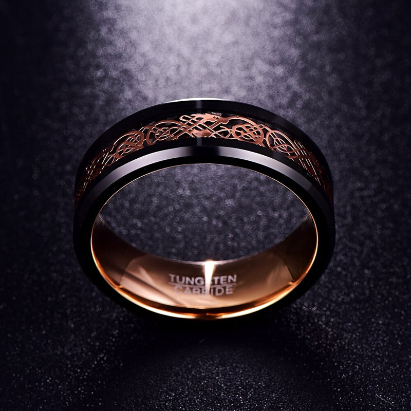 Special Edition Dragon Ring - Bronze