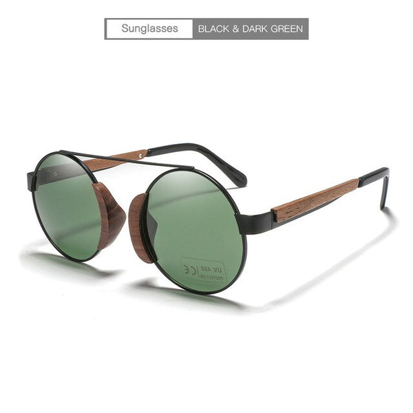 Wooden Sunglasses: Pool Day