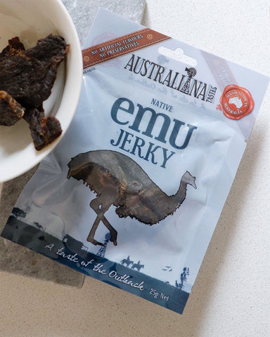 Native Emu Jerky