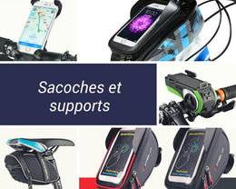 Sacoches et supports
