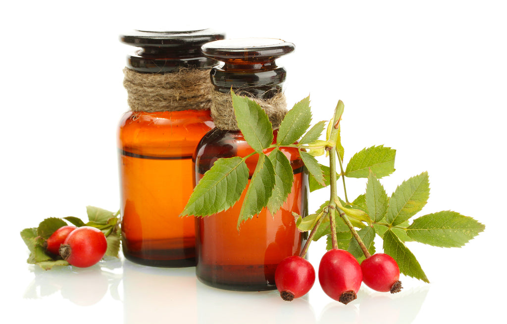 Benefits of Rosehip Oil: An Ingredient Super Star Found In All Soulmate Naturals Sulfate & Paraben-Free Hair and Body Wash