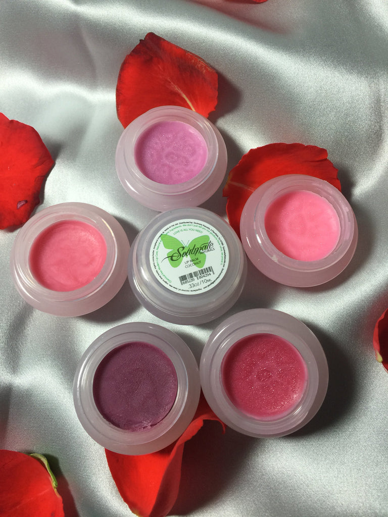 Chemical-Free Lip Balm