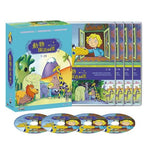 64 Zoo Lane Bilingual Chinese/English Episodes 1-26 (4 DVDs)
