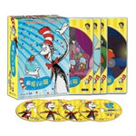 The Cat in the Hat Knows a Lot about That! (4DVD, Vol 1)