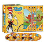The Cat in the Hat Knows a Lot about That! (4DVD, Vol 2)