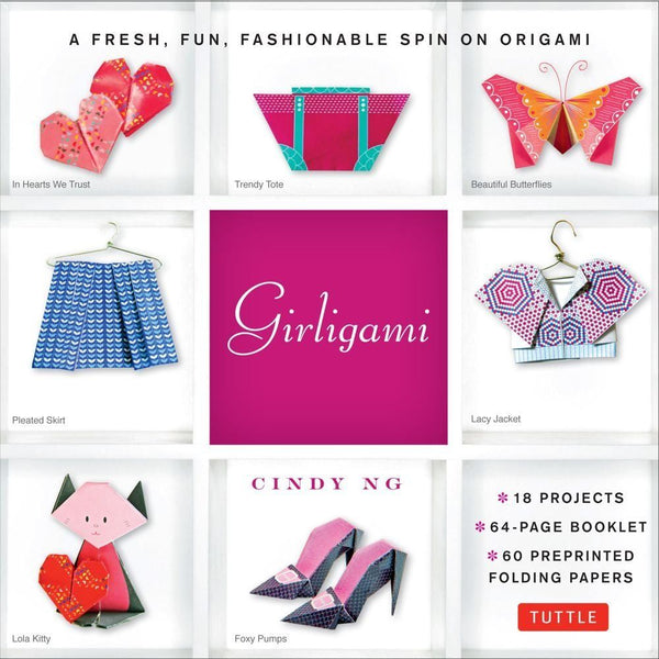 Girligami Origami Kit