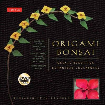 Origami Bonsai Kit (with DVD)