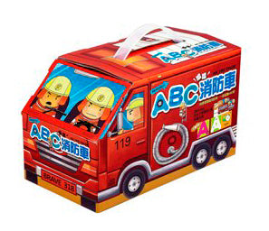 ABC Ding Ding Firetruck (Traditional Chinese)