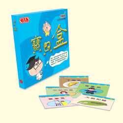 Beginning Reader Treasure Box 1 (Traditional Chinese)
