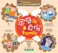 Mind Map Picture Dictionary 02 - Family