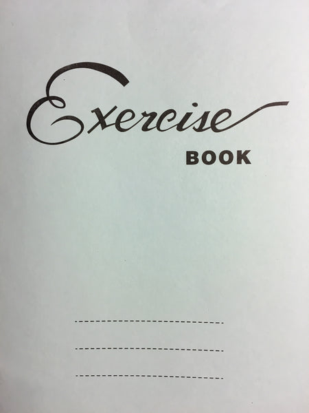 20 Squares Writing Exercise Book