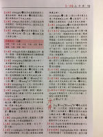 Commercial Press New Vocabulary Dictionary (with CD) (Traditional Chinese)