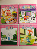 Children Whole Language Reading Story Series Set 6 (Set of 10 books) (Simplified Chinese)