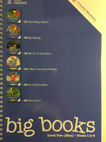 Big Book : Level Two (Blue) - Books 1 to 6