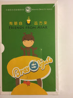 Bravo Objects Series: Friends From Afar Simplified Chinese