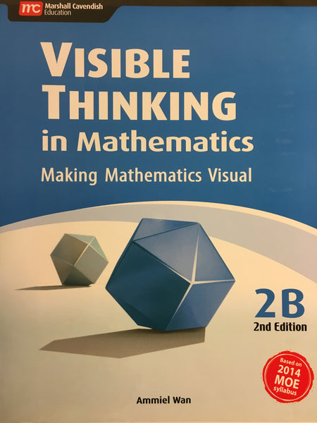 Visible Thinking in Mathmatics 2B (2nd Edition)