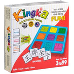 Kingka Chinese Matching and Memory Game 1 (Chinese-English-Spanish-French, Traditional Chinese)