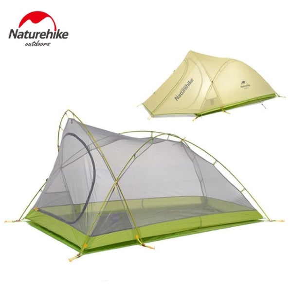 Waterproof 1-2 Person Cirrus 2 NatureHike C&ing Tent ...  sc 1 st  C& My C& & Waterproof 1-2 Person Cirrus 2 NatureHike Camping Tent u2013 Camp My Camp